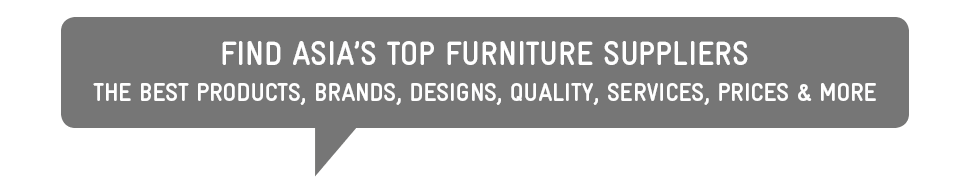 Find Asia's Top Furniture Suppliers