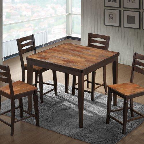 CT 4242 Bar Table & Emerald Bar Chair