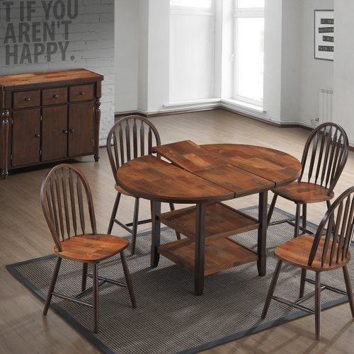 CT 4260-V Table & Windsor Chair
