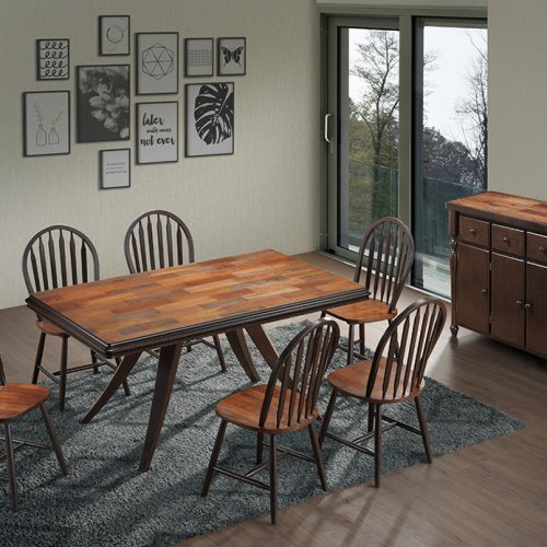 CT 3760-MV with Windsor Chair