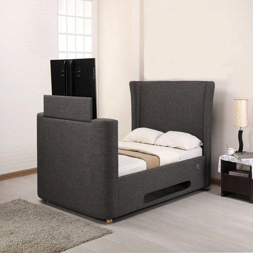 Harley TV Bed