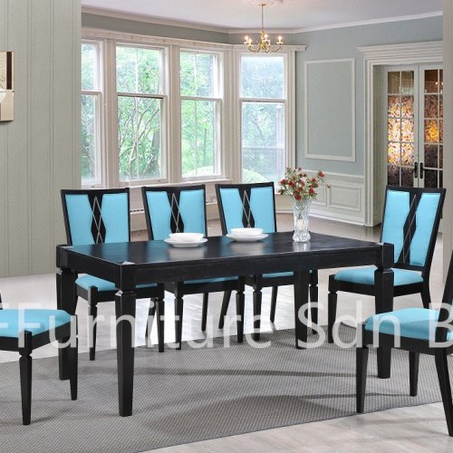 DT8200 Mark Dining Table & DC3710 Hud Dining Chair