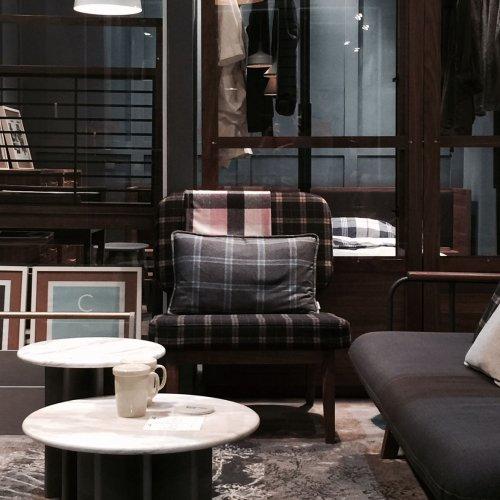 Polar Coffee Table & Polar End Table