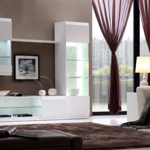 Silvia Hall Display Cabinet
