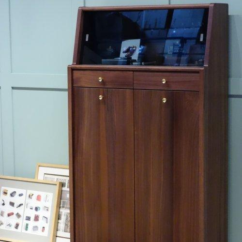 Journal Shoe Cabinet