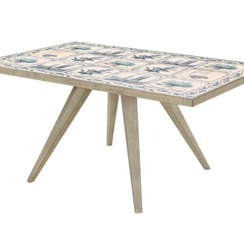 CT 4266 TILE TOP TABLE