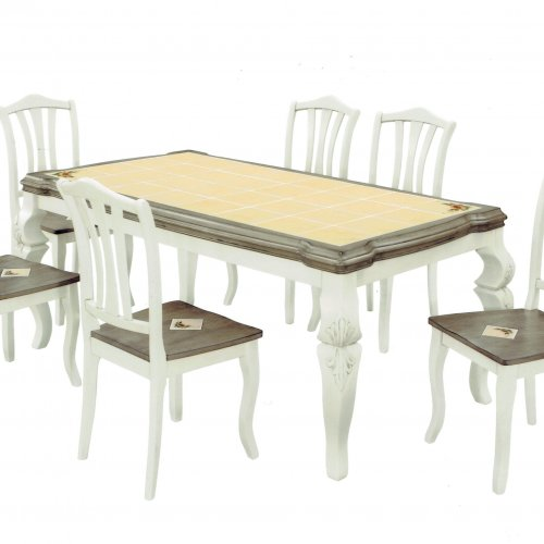 CT 3352 TILE TOP TABLE