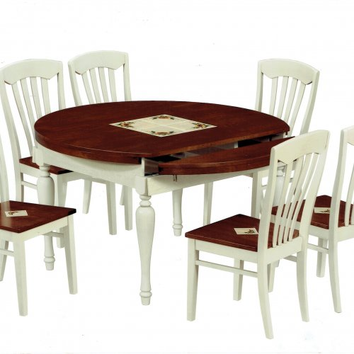 CT 3343 DOUBLE DROP LEAF DINING TABLE