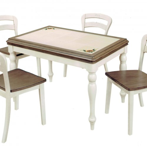 CT 3045-M TILE TOP TABLE