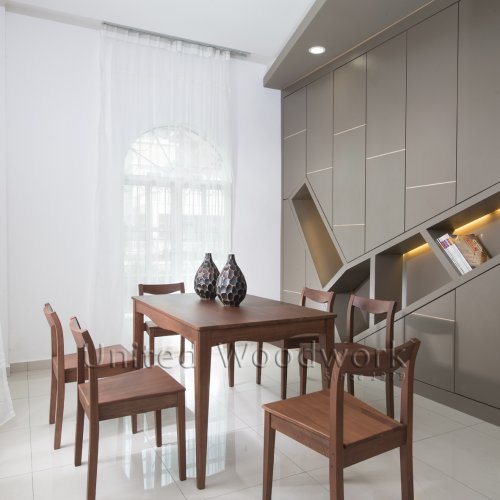 Low Back Dining Series