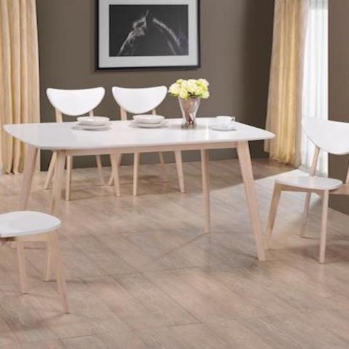 GS3040 Dining Set (1+6)