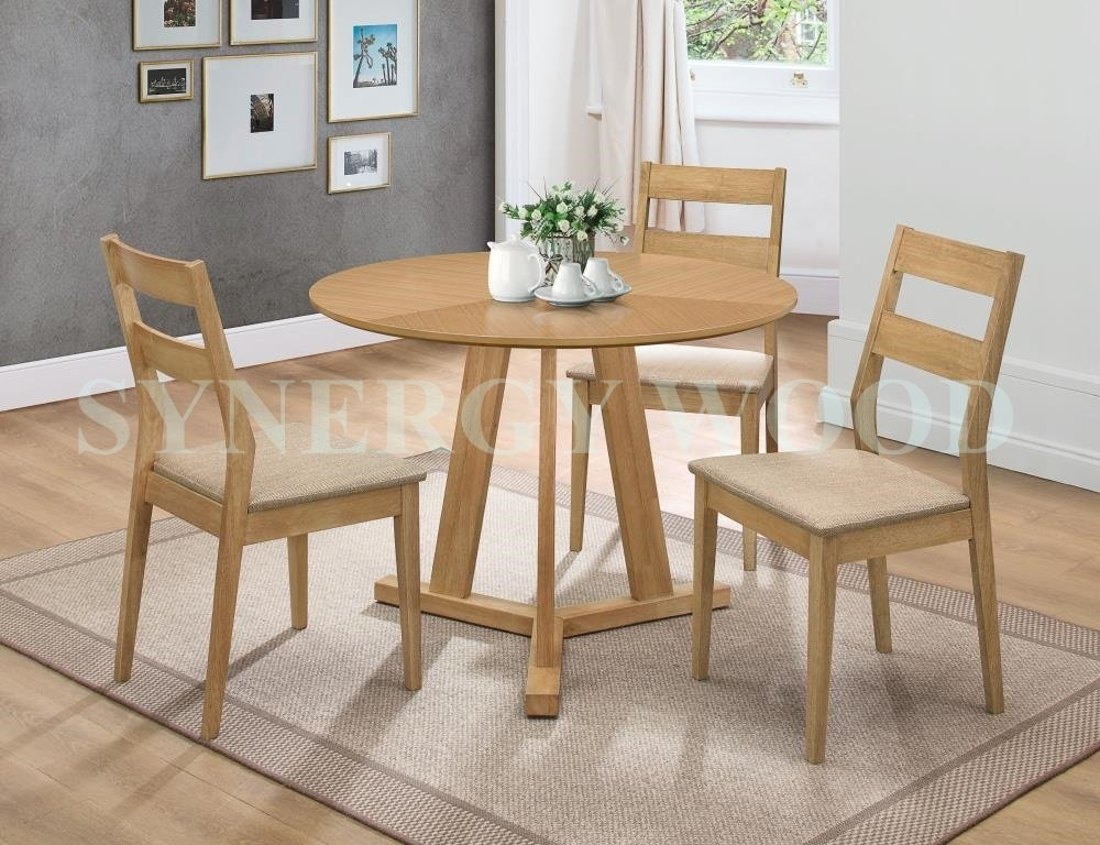 Arcadia Round Table Dining Chair