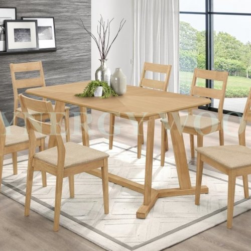 ARCADIA DINING TABLE & DINING CHAIR