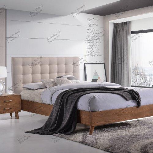 BBT 6557.11 A5 - Bed & BBT 3143 - Night Stand