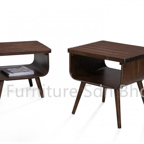 ET5221 Agora End Table  & S5221 Agora Stool