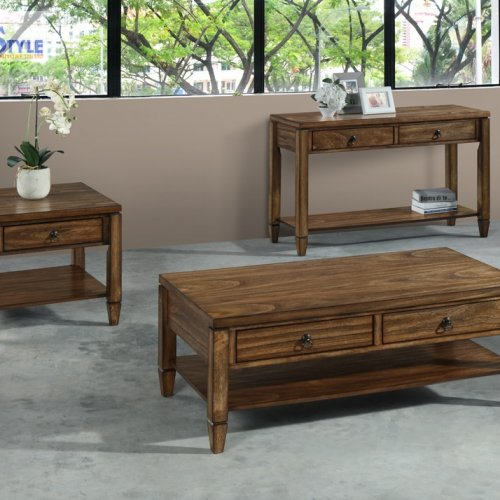 IDEA STYLE - COFFEE TABLE (TRENTO SERIES)