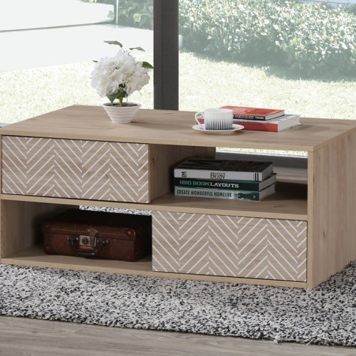 CT 4110-01 CANBERRA LIVING COFFEE TABLE