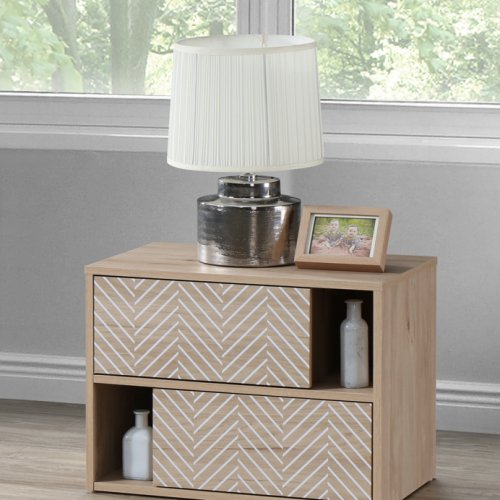 ST 4460-00 CANBERRA LIVING SIDE TABLE