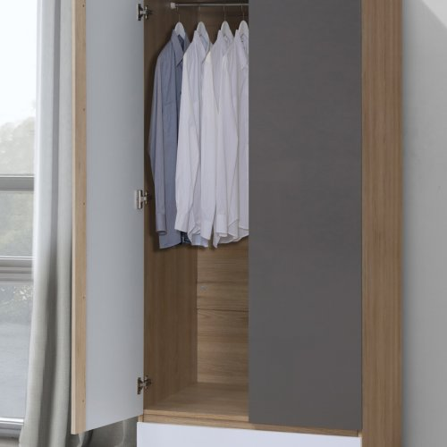 WD 1811-02 BALLINA BEDROOM WARDROBE