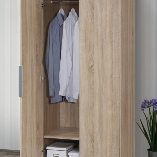 WD 1882-07 ALBI BEDROOM WARDROBE