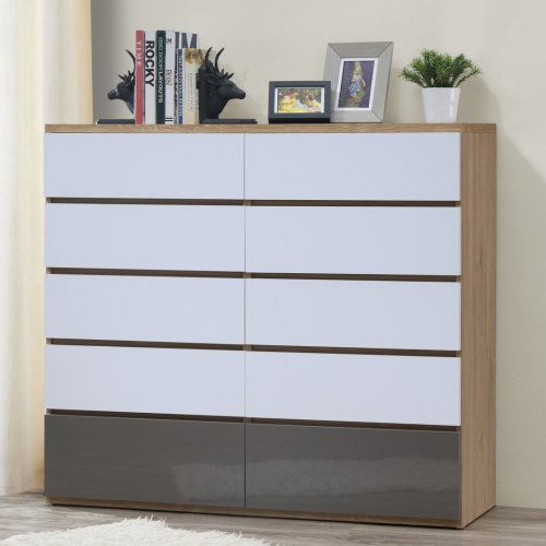 DC 1012-00 BALLINA BEDROOM DRAWER CHEST