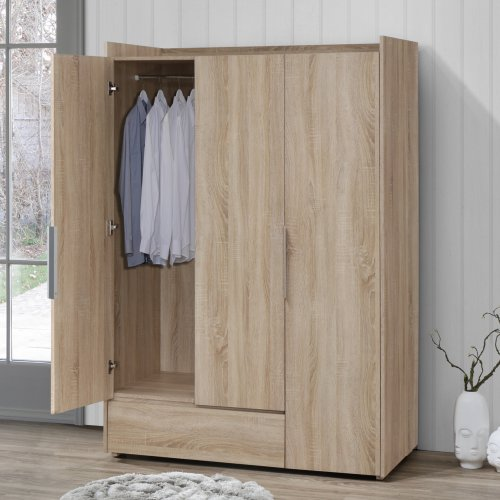WD 1812-39 ALBI BEDROOM WARDROBE