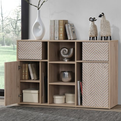 CA 8012-03 CANBERRA LIVING CABINET