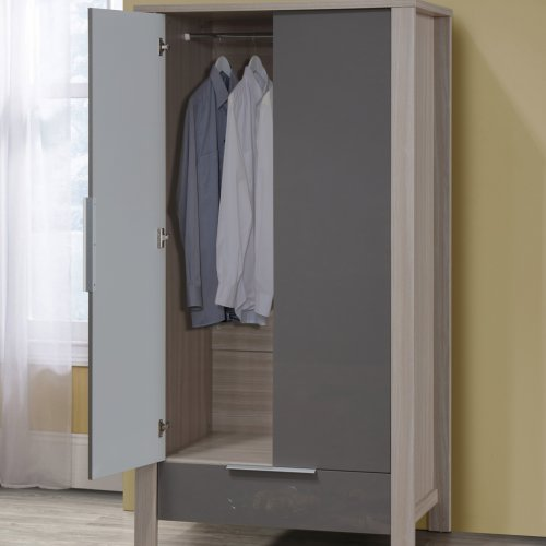 WD 1895-03 ROSTOCK BEDROOM WARDROBE
