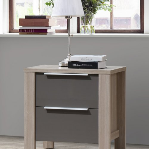 ST 5860-02 ROSTOCK BEDROOM SIDE TABLE