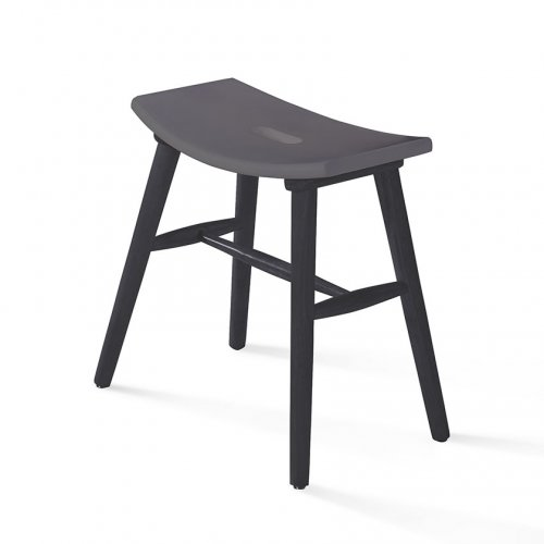 95007 low stool (black)