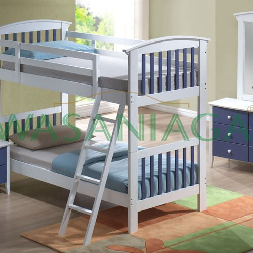 NEW JERSEY Bunk Bed
