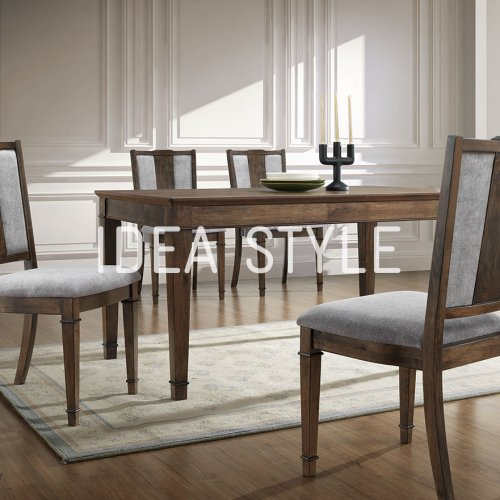 IDEA STYLE - DINING SET (1+6)