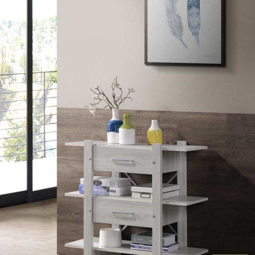 2 Drawer Display Shelf