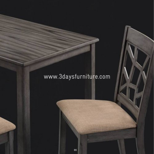 3D-Jolly Dining Set(1+6)