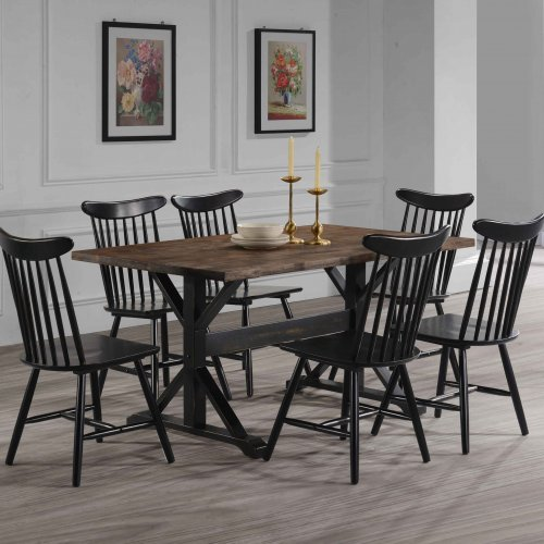 Crystal Dining Set