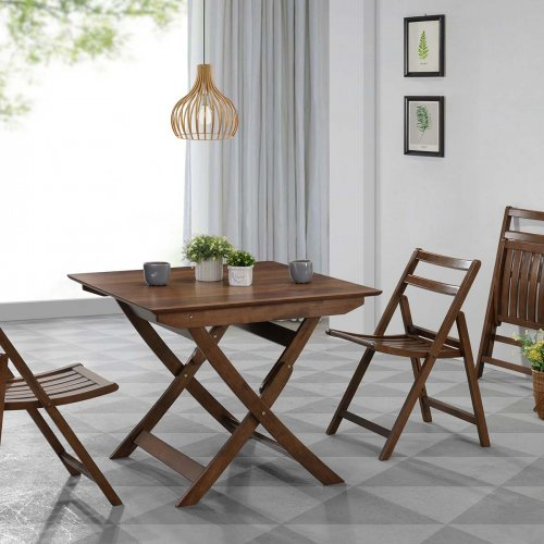 Square Folding Dining Set