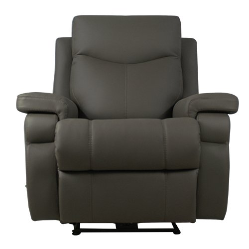 FELIX LEATHER RECLINING SOFA