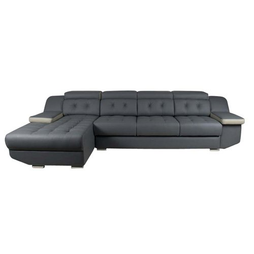 HARISTON LEATHER SOFA