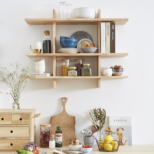 Sudoku Hanging Shelf, Eco Chopping Board, Magic Box