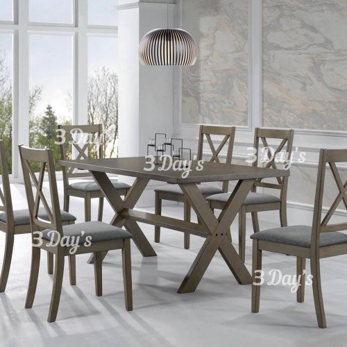 3D- Xenia Dining Set (1+6)