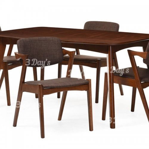 3D- Valery Dining Set (1+6)