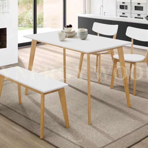 CODY DINING TABLE + DINING CHAIR + BENCH