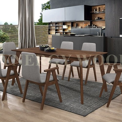 LANCASTER DINING TABLE & CHAIR