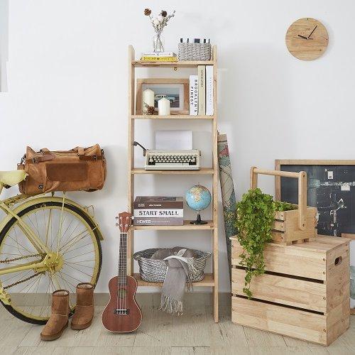 Mi Open Shelf, Wooden Container, Tool Box Basket