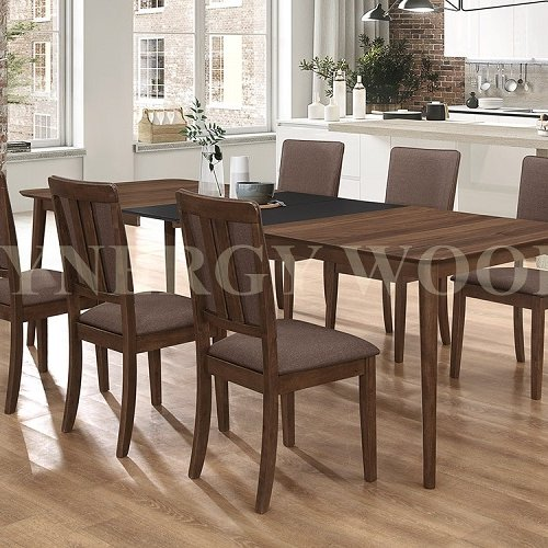 LEWISTON EXTENSION TABLE & DINING CHAIR