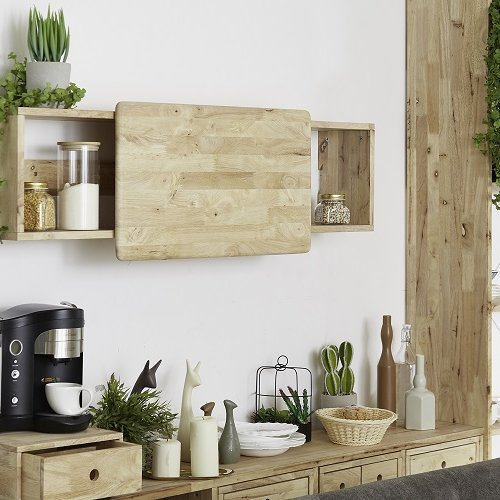 Fancy Hanging Cabinet
