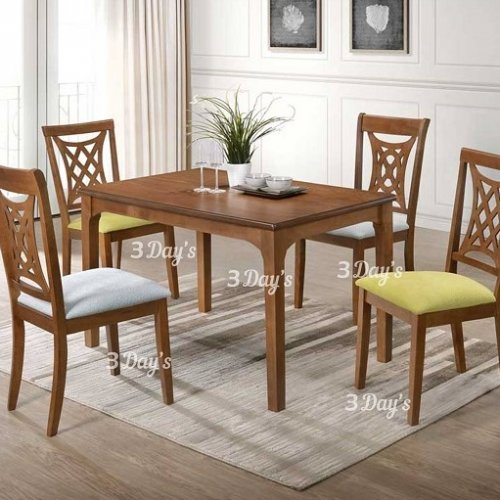 3D- Jonas Dining Set (1+4)