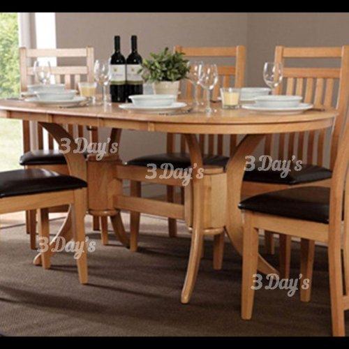 3D- Lana Dining Set (1+6)