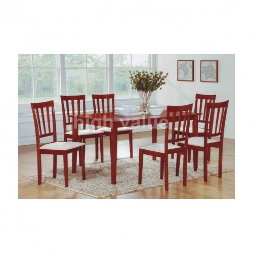 HV SLONAMI Dining Set (1+6)