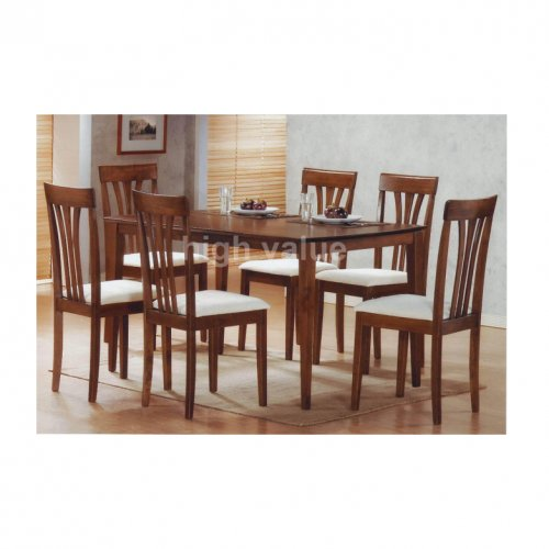 HV FRANKLIN Dining Set (1+6)